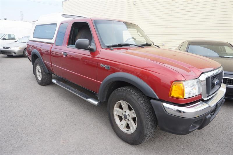 Ford Ranger 2004 FX4/Off-Road #17-121