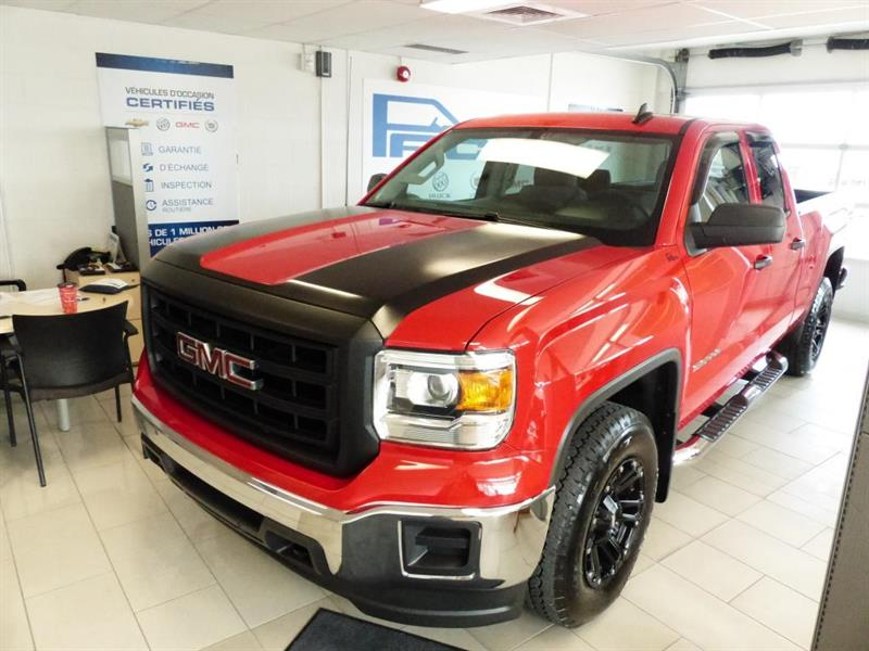 GMC Sierra 1500 2015 4WD DOUBLE CAB SUPERBE LOOK #77663A