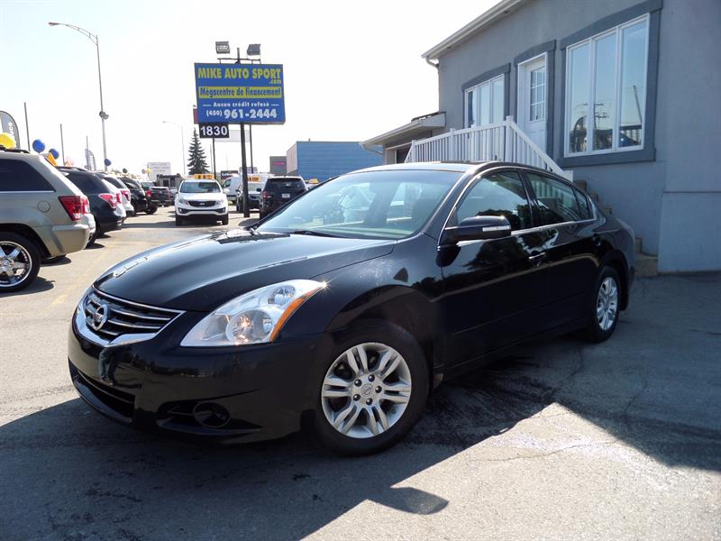 Nissan Altima 2011 2.5 S #17-248A