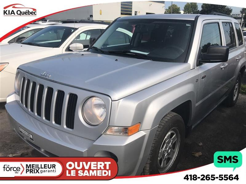 Jeep Patriot 2010 North *4x4* #K180465A