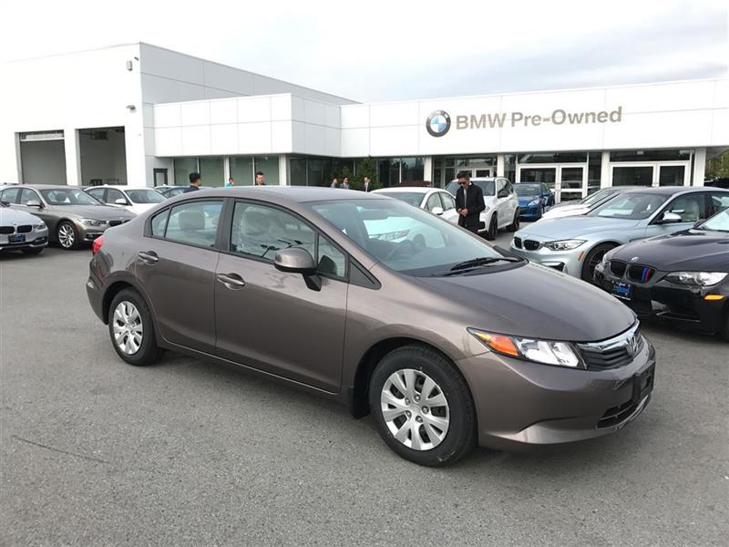 2012 Honda Civic Sedan LX at #BP535910