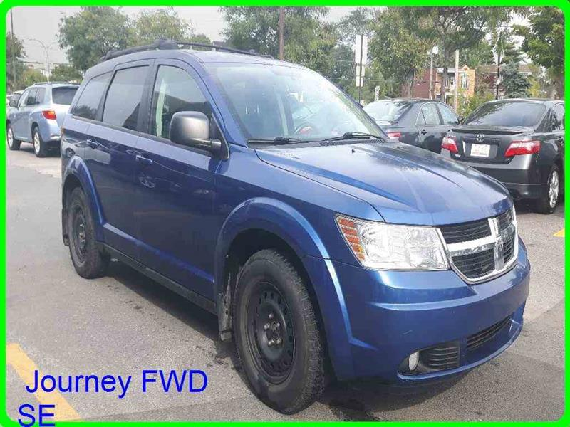 Dodge Journey FWD SE 2010 SPACIEUX A/C BLUETOOTH #370766A