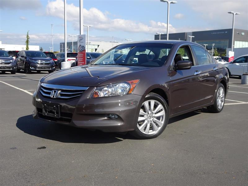 2011 Honda Accord EX-L V6! 6 Months Limited Powertrain Warranty! #W1915AA