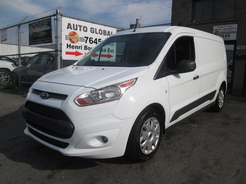 Ford Transit Connect 2017 XLT w-Single Sliding Door,A/C,CRUISE,GR. ÉLECTRIQU #17-1036