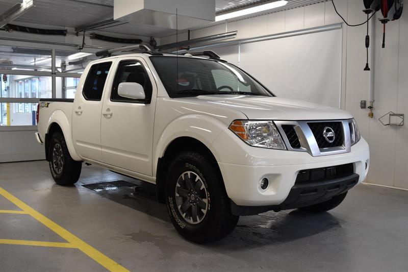 Nissan Frontier PRO-4X 2016 CUIRr+GPS+TOIT #U7008