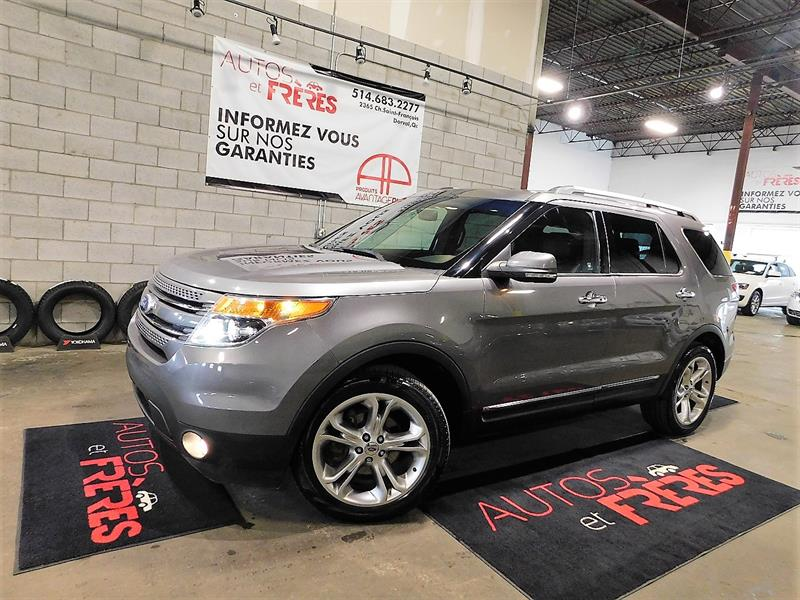 Ford Explorer 2011 4WD 4dr V6 SelectShift Auto Limited #1899