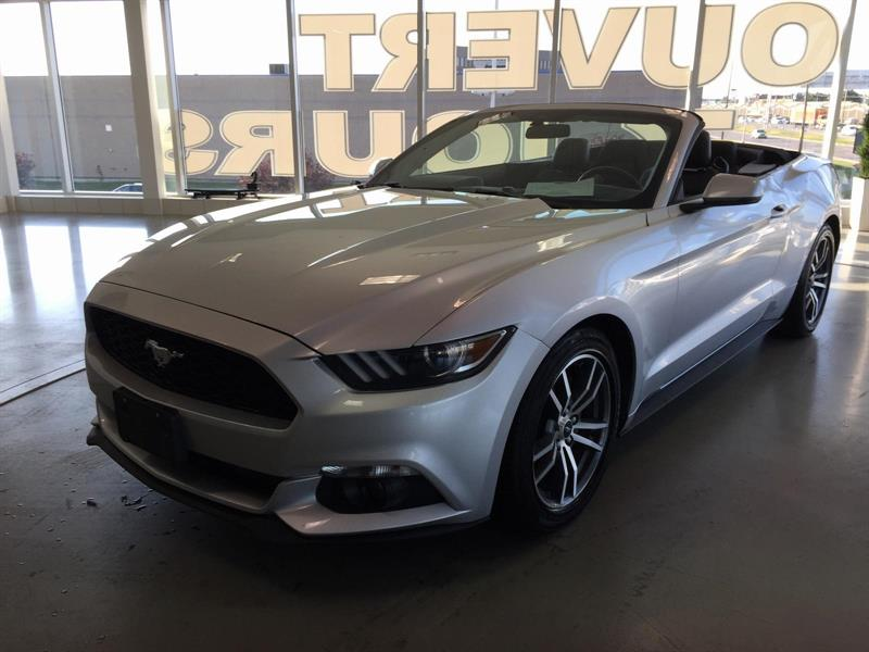 Ford Mustang EcoBoost Premium 2015 #A7085A