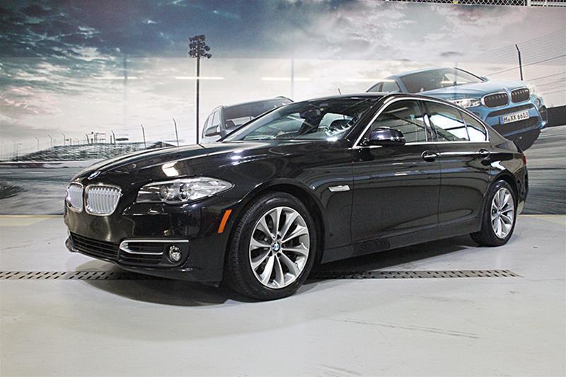 BMW 5-Series 2014 528i xDrive Modern Line #U4183