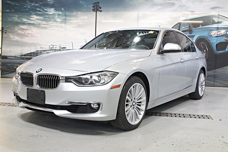 BMW 3-Series 2014 328i xDrive Sedan #U4097