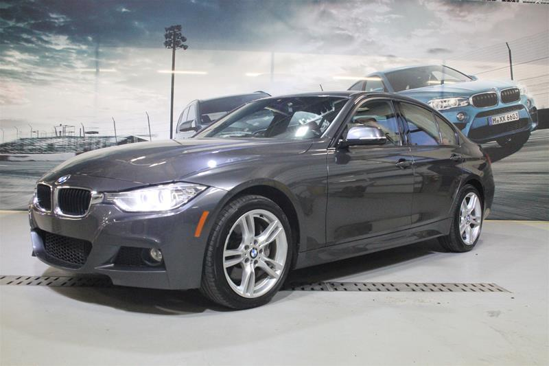 BMW 3-Series 2015 335i xDrive Sedan #U3999