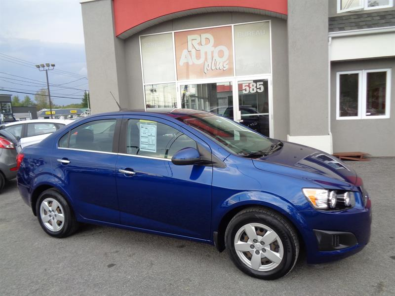 Chevrolet Sonic 2013 4dr Sdn LT Auto #9239