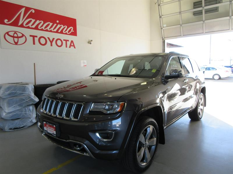 2014 Jeep Grand Cherokee 4WD 4dr Overland #18947A