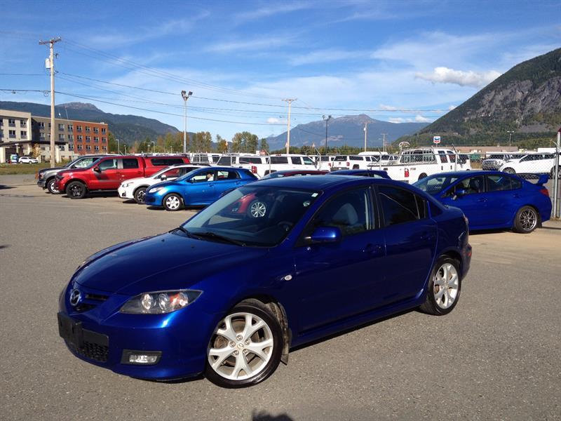 2007 Mazda MAZDA3  GT #17099-1s