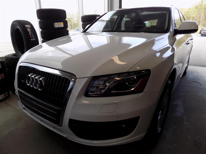 Audi Q5 2011 QUATTRO  2.0L PREMIUM DVD GARANTIE 36 MOIS !!! #17-093A