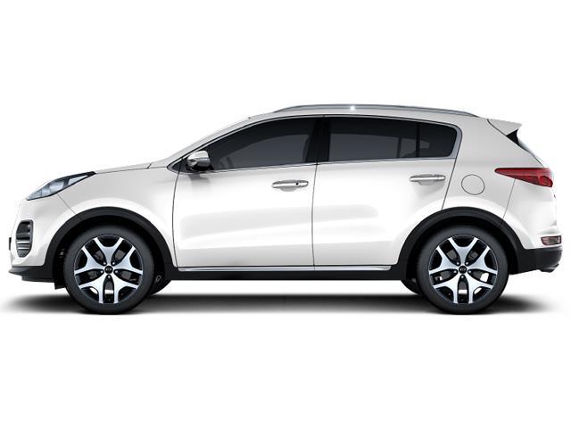 2018 Kia Sportage LX #SP18-002