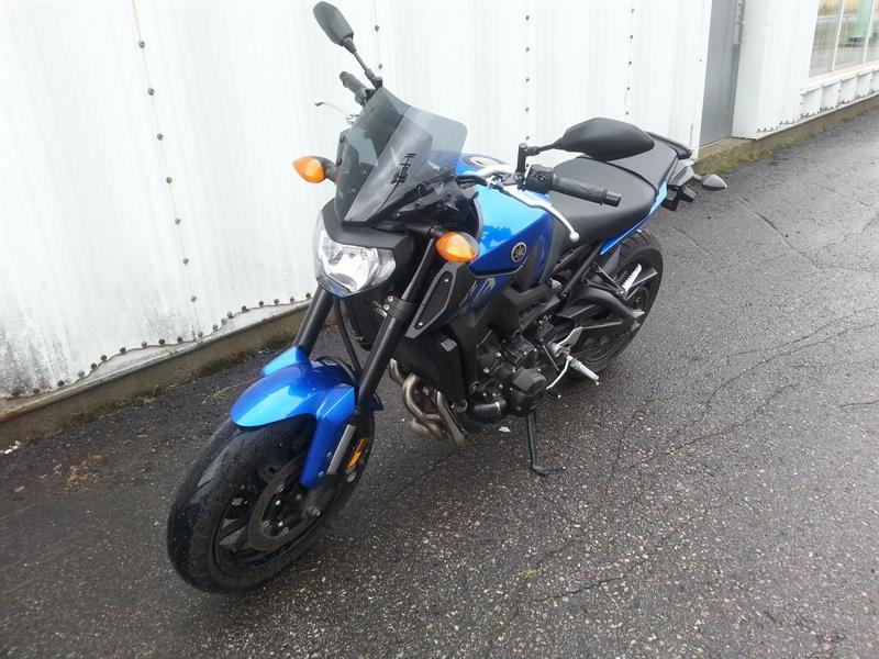 Yamaha FZ-09 2016