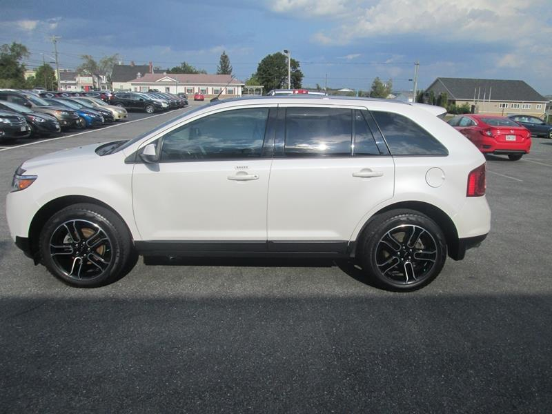 2014 Ford EDGE 4dr SEL FWD #17C551A