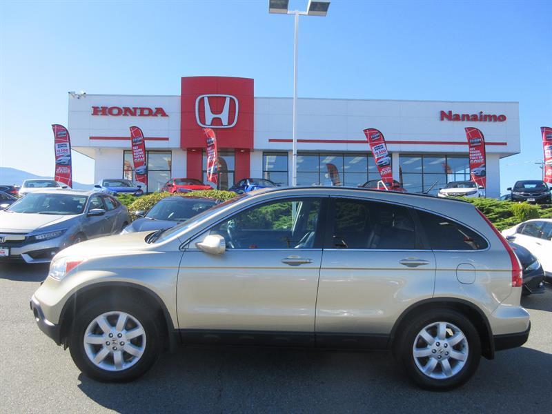 2007 Honda CR-V 4WD 5dr EX-L #H15869A