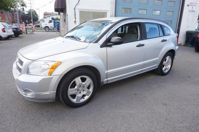 Dodge Caliber 2007 SXT NEGOCIABLE #17-123