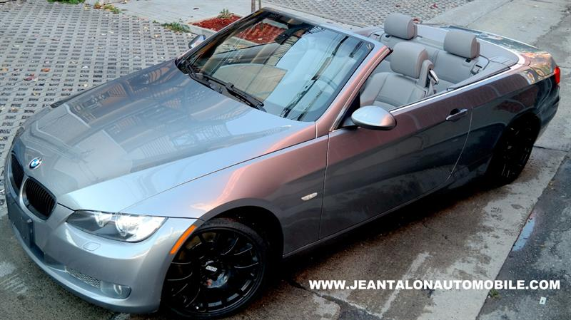 BMW 3 Series 2007 Cabriolet 335i Turbo #BM07GRX