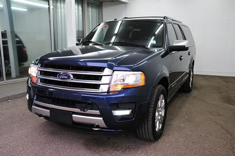 2017 Ford Expedition Max Platinum #EN3628