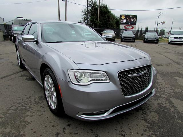 2016 Chrysler 300 300C Platinum #ACA2026A