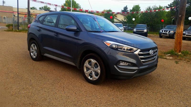 2017 Hyundai Tucson Premium #BITK141