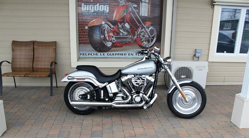 Harley Davidson FXSTD 1550CC 2004