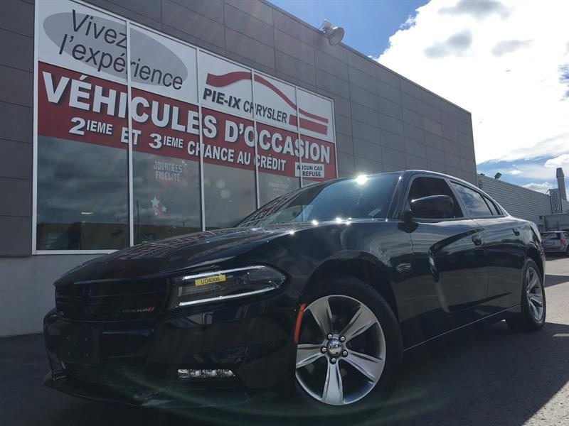 Dodge Charger 2015 4dr Sdn SXT+MAGS+A/C+GR.ELEC+WOW! #ud4306