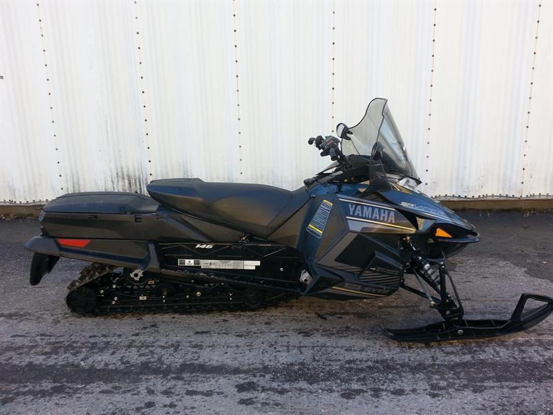 Yamaha SR Viper S-TX DX 2016