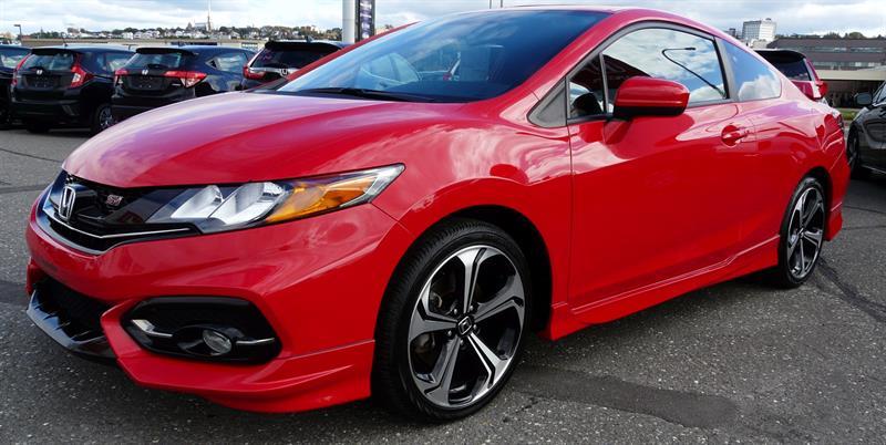 Honda Civic Coupé 2015 2dr Man Si #U-3037