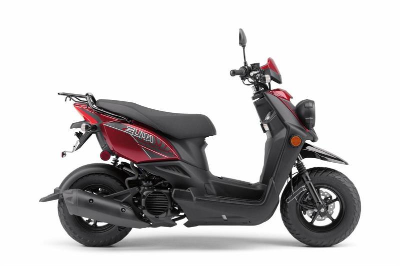 Yamaha BWs 50 2018