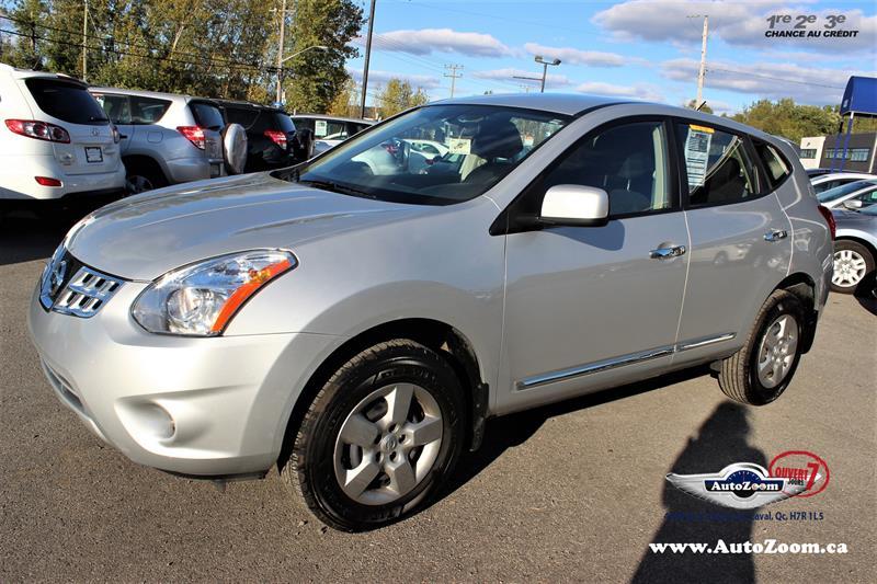Nissan Rogue 2013 FWD  #A4156