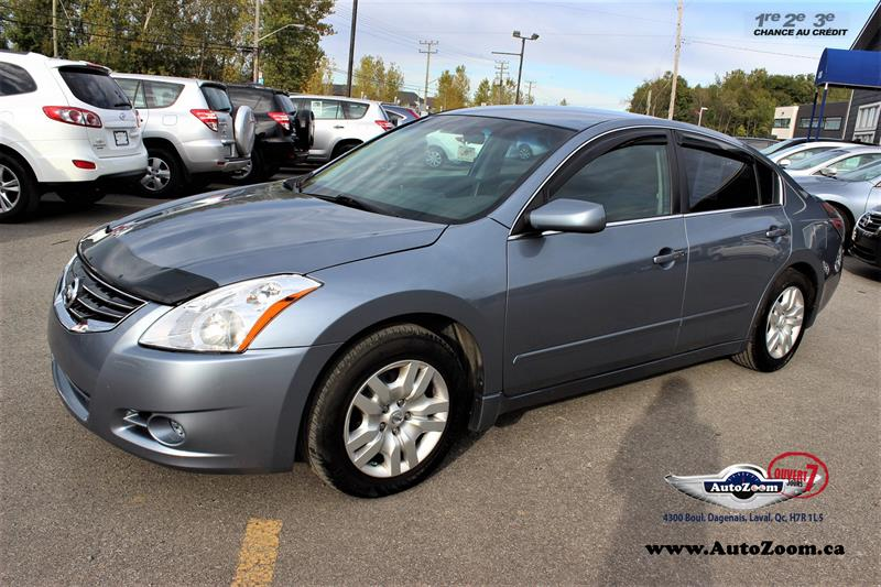 Nissan Altima 2012 S  #A4167