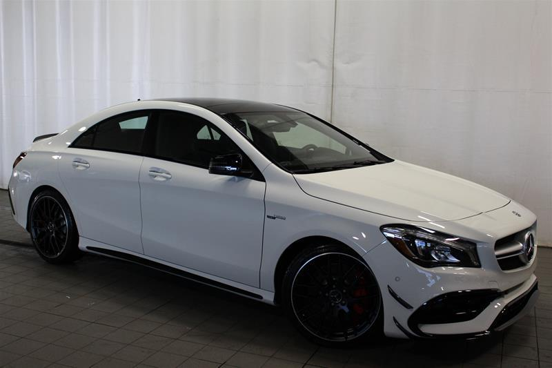 Mercedes-Benz CLA45 AMG 2018 4MATIC Coupe #18-0196