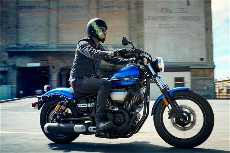 Yamaha BOLT R-SPEC 950 2018