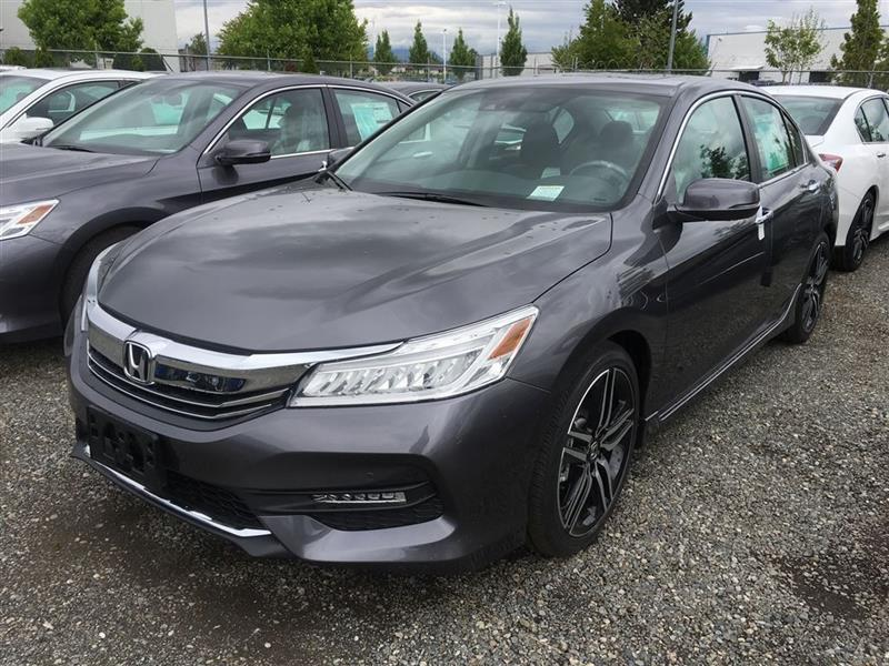 2017 Honda Accord Touring #W1517