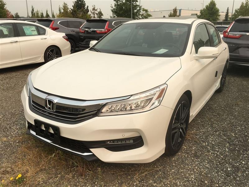 2017 Honda Accord Touring #W1871