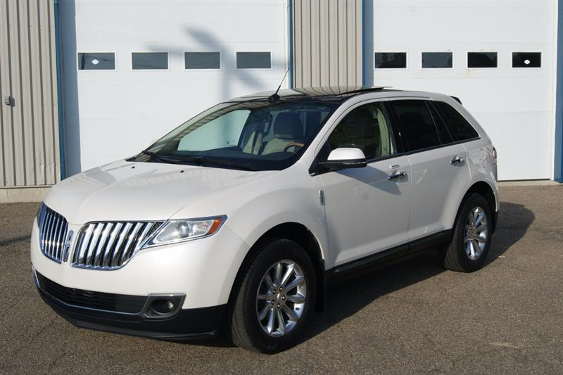 Lincoln MKX 2013 AWD #Ent. N.Tellier
