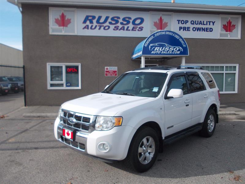 2008 Ford Escape Limited V6 AWD #N0075