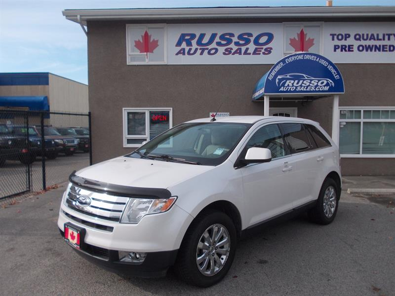 2009 Ford EDGE 4dr Limited AWD #N0076