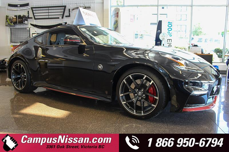 2018 Nissan 370Z Coupe Nismo #D8-G001