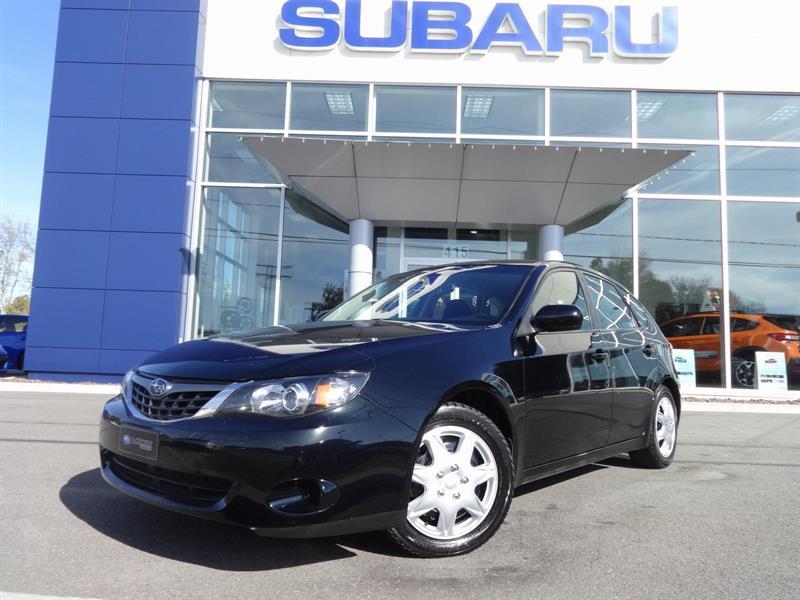 Subaru IMPREZA (5) 2009 2.5i #A1911