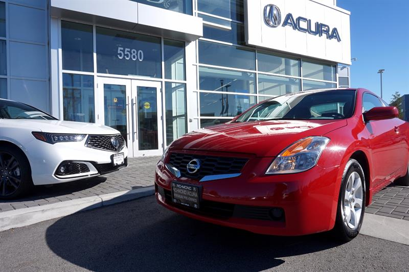2008 Nissan Altima 2dr Cpe I4 2.5 S #836448A