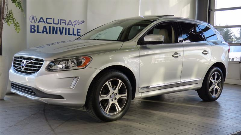 Volvo Xc60 2014 AWD 5dr T6 #A77556