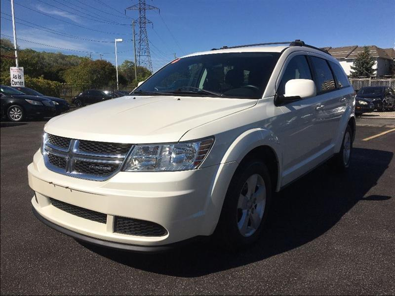2012 Dodge Journey Canada Value Pkg #17-1581A