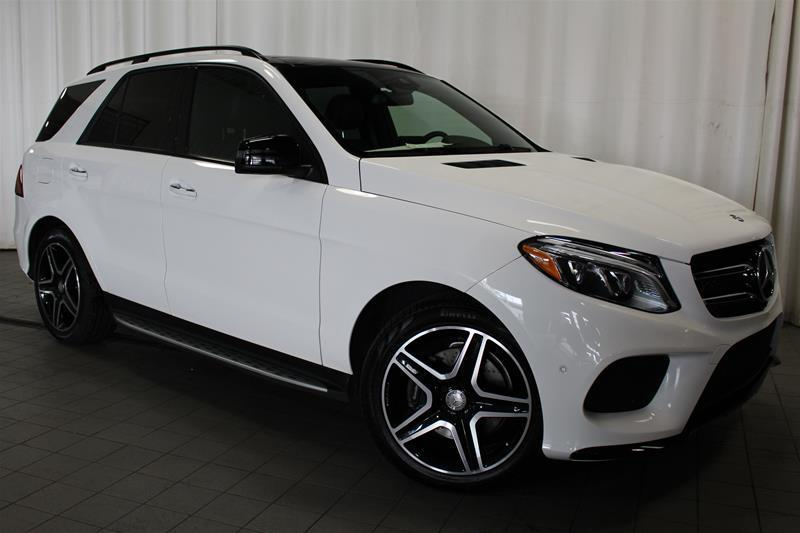 mercedes benz gle350 d 4matic night package 2016 occasion vendre mirabel chez mercedes benz. Black Bedroom Furniture Sets. Home Design Ideas