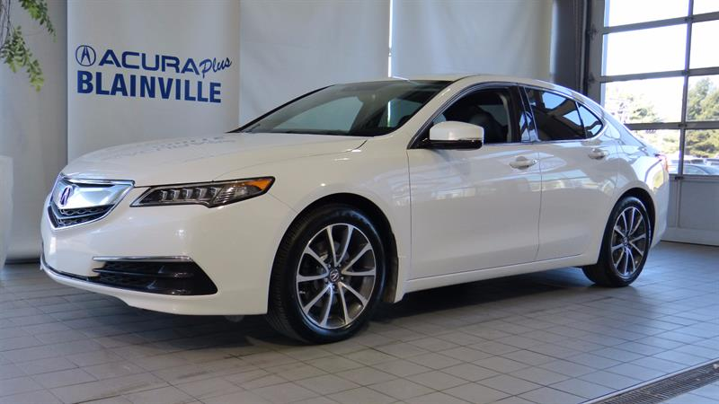 Acura TLX 2015 TECHNOLOGIE ** SH-AWD ** Achat 72 mois 2,5% *** #A83105