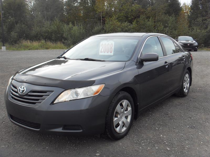 Toyota Camry 2008 4dr Sdn LE I4 #H7509A