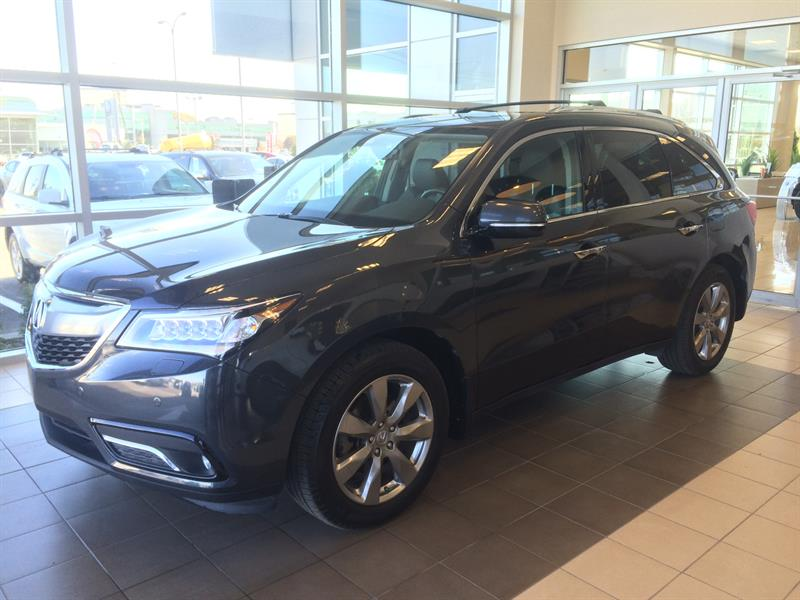 Acura MDX 2016 ** VERSION ELITE ** #PU5503